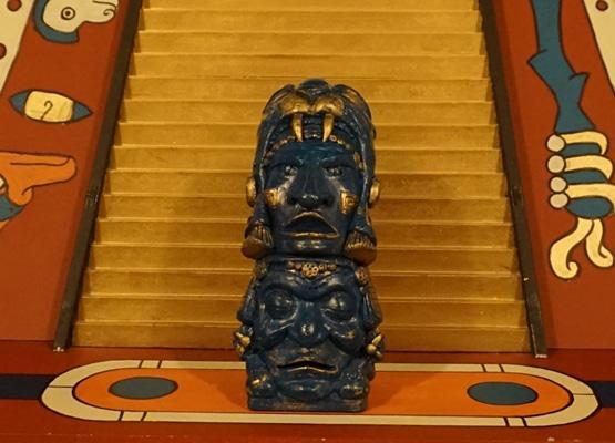 La malédiction Maya