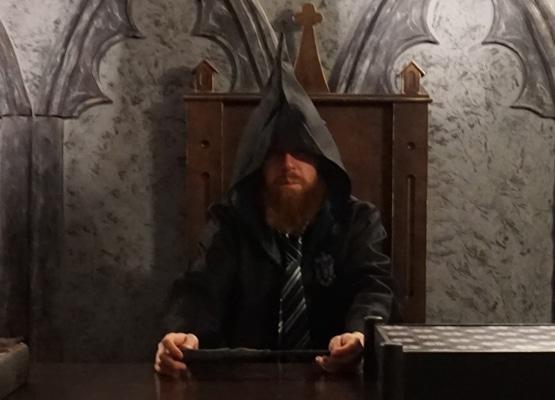 L'école des sorciers